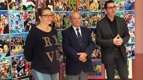 CULTURE ET SPORT : les amoureux du rugby en exposition jusqu ... - Hérault-Tribune | Histoire et patrimoine culturel du sport | Scoop.it