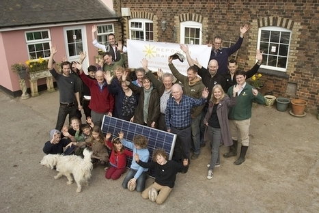 Energy Mania: Village at center of fracking fight goes all-out for solar | www.energymania.org | Scoop.it