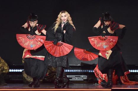 Singapore: Madonna banned from performing 'religiously sensitive' song in Singapore | Musical Freedom of Expression | Scoop.it
