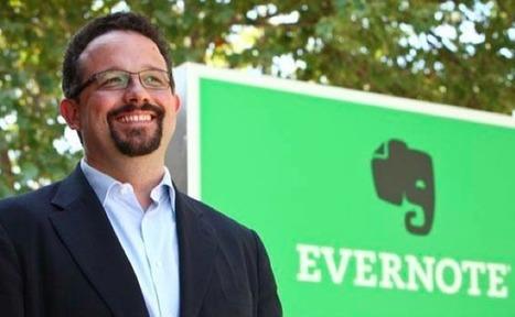 Rendez-vous avec… Phil Libin, le fondateur d'Evernote | Evernote | Scoop.it