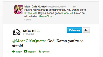 Taco Bell shows how social media should be done...   social musings   Scoop.it