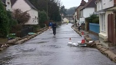 Work begins on village flood scheme | Groundwater flooding UK | Scoop.it