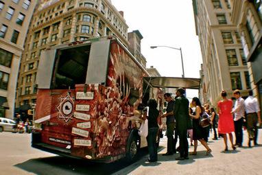 Best Top 10 Food Trucks NYC New York The Cinnamon Snail | Urban eating | Scoop.it