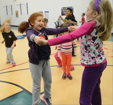 Elk Grove PE teacher helps make school healthy - Chicago Daily Herald | Physical Education | Scoop.it