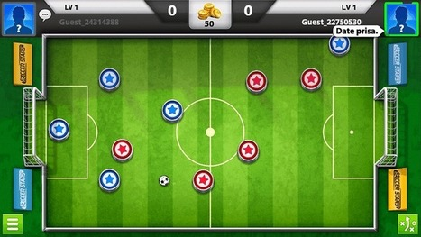 Les 10 meilleurs jeux de football sur Android - AndroidPIT   Freewares   Scoop.it