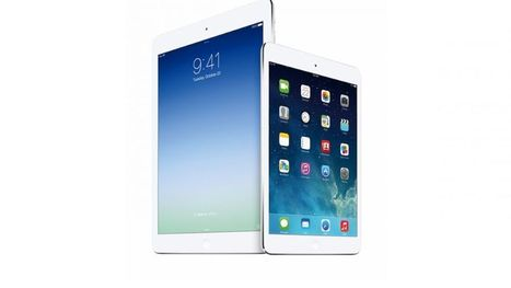 Apple Unveils iPad Air and New iPad Mini   The World Wide Web   Scoop.it