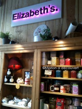 Restaurant Lille : Elizabeth, the british tea room… | TOPFOOD Lille | Scoop.it