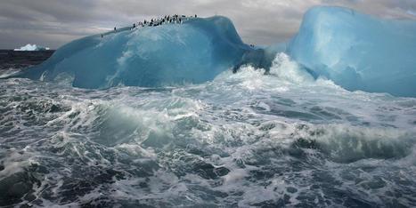 The history of the planet is held in frozen suspension in the antarctic | Antarctica | Scoop.it