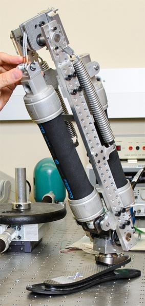 Rocket Powered Prosthetic Feet May Outrun Nature's Own Best | shubush healthwear | Scoop.it