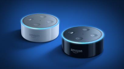 Amazon's connected speaker Echo Dot returns, is now only$50 | SportonRadio | Scoop.it