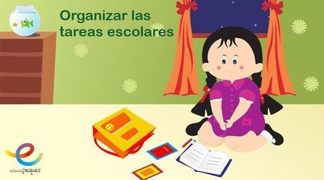 Organizar el estudio. Escuela para padres - | Educapeques Networks. Portal de educación | Scoop.it