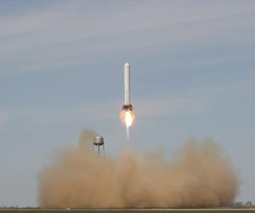 SpaceX's reusable rocket prototype Grasshopper leaps to new record height, nails landing | leapmind | Scoop.it