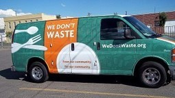 """Food Waste: """"We Don't Waste"""" Recovers Over 800 Tons - Organic Connections 