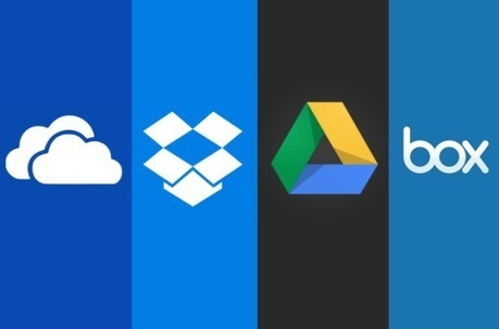 Comparison of 15 Best Free Cloud Storage Services | Education Technology | Scoop.it