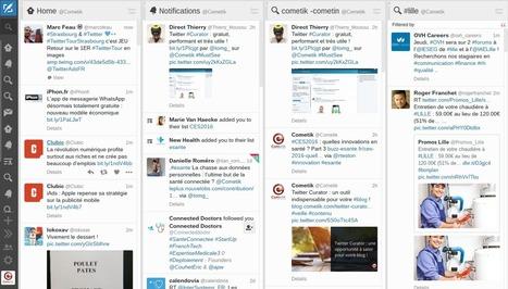 Twitter : les outils officiels et gratuits   Outils et pratiques innovantes de formation   Scoop.it