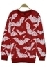 Street-chic Bat Sweatshirt - OASAP.com | Oasap street fashion | Scoop.it