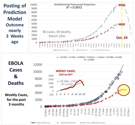 Dozens of new Ebola cases reported in West Africa - CNN.com | Medical GIS Guide | Scoop.it