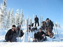 Get youth onto the snow this winter! - Help SOLE's 9th annual Backcountry Film Festival | Unplug | Scoop.it