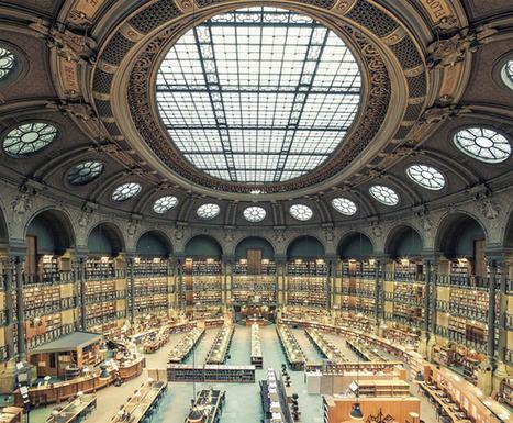 Fotógrafo retrata las bibliotecas más grandes del mundo | Noticias de bibliotecas | Scoop.it
