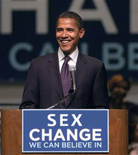 #PROTEST #SMUTTY 'barry soretoro alias obama offers military wannabe trannies leave, if thell get sex change operation' #YOUPAYFORIT #NOTATTAXPAYEREXPENSE | News You Can Use - NO PINKSLIME | Scoop.it