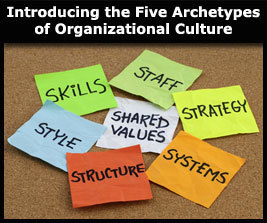 Introducing the Five Archetypes of Organizational Culture Online Course | Transformations in Business & Tourism | Scoop.it