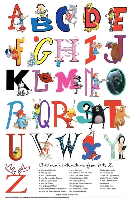 Twitter / HarperChildrens: The ABCs of Children's ... | Books | Scoop.it