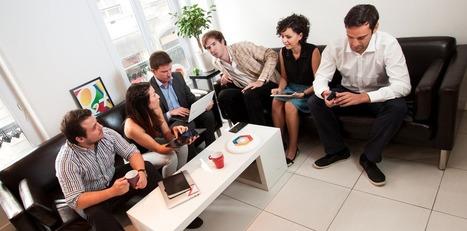 Les 7 vertus du mode collaboratif en entreprise | myG | Collaboration market | Scoop.it