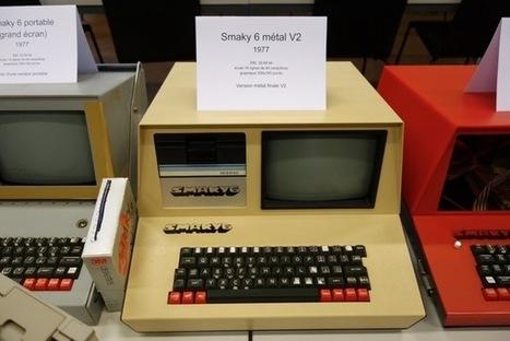 Les micro-ordinateurs suisses Smaky en vedette au Musée Bolo (à Lausanne)   HiddenTavern   Scoop.it
