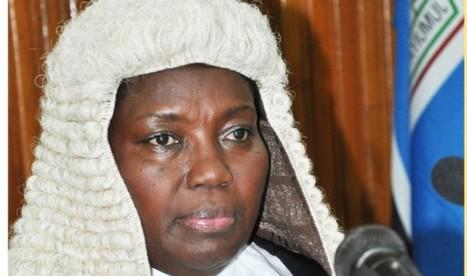 Kadaga declared speaker, sworn in – theinsider.ug   Breaking World - African News   Scoop.it