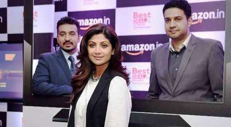 Amazon India ties up with Best Deal TV to enhance sales through teleshopping   internet marketing   Scoop.it