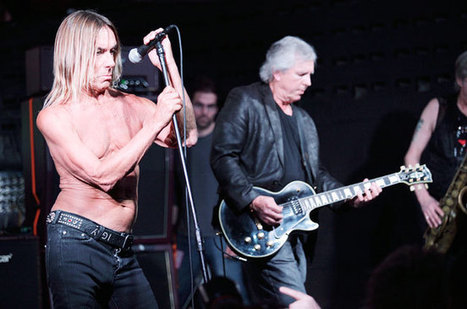 Iggy Pop and The Stooges Rip Through Nine New Songs At SXSW - Billboard | Rock n Roll Music | Scoop.it