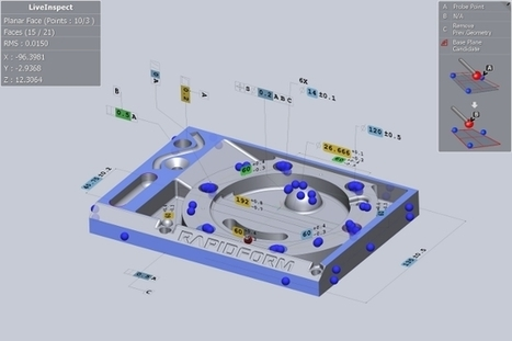 Review: Rapidform XOV3 | Mechanical CAD and PLM | Scoop.it