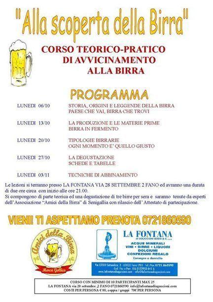 La Fontana Fano | IO AMO LA BIRRA | Scoop.it
