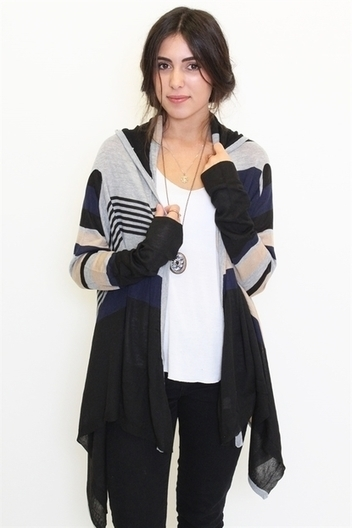 Striped hoodie | Online shopping store | Scoop.it