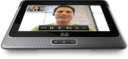 "Cisco Cius tablet cancellato. Spazio alle app - Notebook Italia | L'impresa ""mobile"" | Scoop.it"