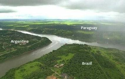 Twitter / NatGeopix: Here is the exact spot where ... | Paraguayan Market Development and Tourism | Scoop.it