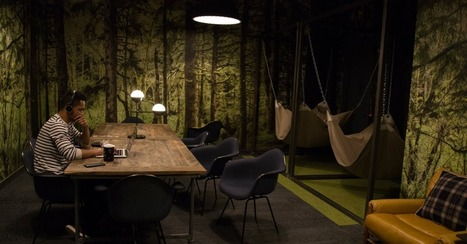 Inside the offices of New York's biggest startups | Innovation Ecosystems - Hubs - Accelerators | Scoop.it