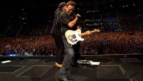 Springsteen and I - ARTE | Bruce Springsteen | Scoop.it