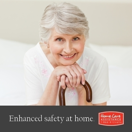 The Fear of an Elderly Fall | Home Care Assistance of West Texas | Scoop.it