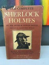 The Complete Sherlock Holmes by Sir Arthur Conan Doyle, 1930 - Hardcover w/DJ | Doyleockian | Scoop.it