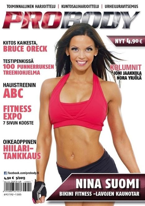 ProBody - Kuntosaliharjoittelu | Toiminnallinen harjoittelu | Urheiluravitsemus | Liikunta | Scoop.it