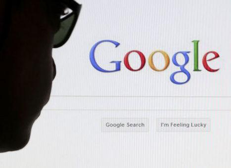 Tout ce que Google sait sur vous (et comment vous pouvez vous-même le contrôler) | Emploi | Scoop.it