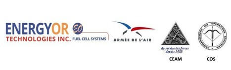 Fuel cell systems Energyor sign joint development agreement with French Air Force for long endurance UAV | World of Drones | World of Drones  -  UAV, UAS, sUAS, RPAS, VANT | Scoop.it