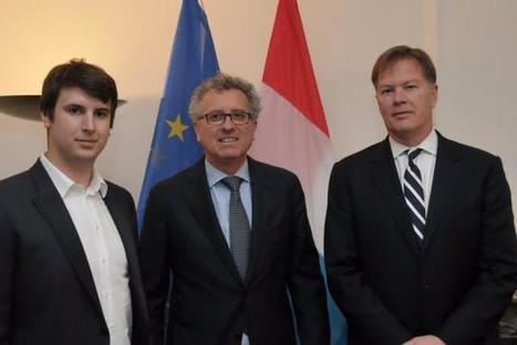 Bitstamp, champion du bitcoin, au Luxembourg | #Europe | Luxembourg (Europe) | Scoop.it
