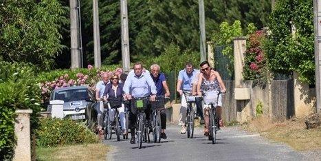 La véloroute voie verte des bords de l'Isle soutenue par l'Union européenne prépare son inauguration | Fonds européens en Aquitaine | Scoop.it