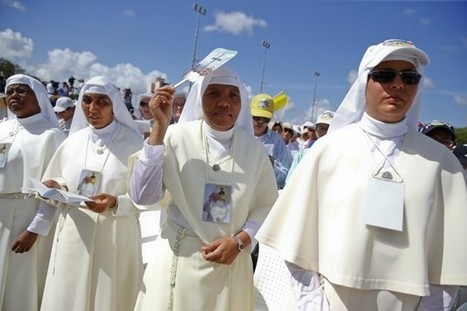 To All Nuns and Sisters: Pope Francis Says Thank You | Gender, Religion, & Politics | Scoop.it