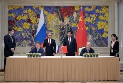 Алексей Миллер: Россия иКитай подписали самый крупный контракт завсю историю «Газпрома»   abakanradio   Scoop.it