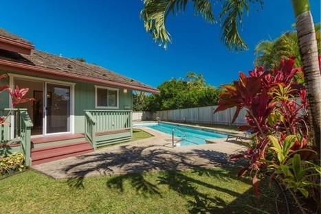 New Listing – Clean, Single-Level Princeville House with Pool | Hawaii Life | ❀ hawaiibuzz ❀ | Scoop.it