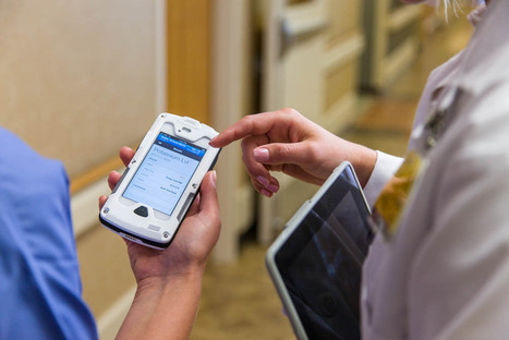 The impact of mobile technology on patient safety and better outcomes #mHealth | Nursing and Health Informatics | Scoop.it