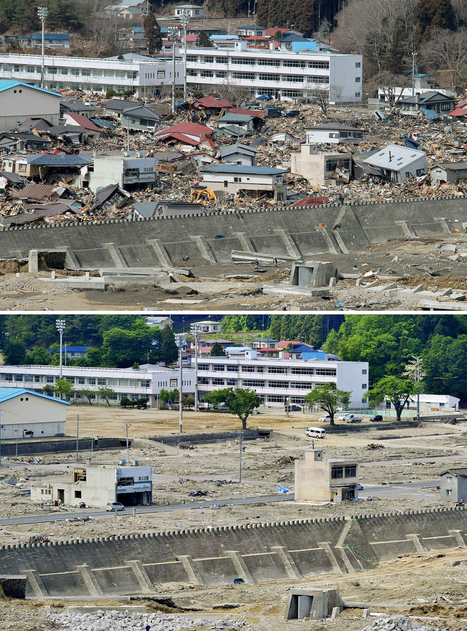 Japan: three months after the quake | Epic pics | Scoop.it
